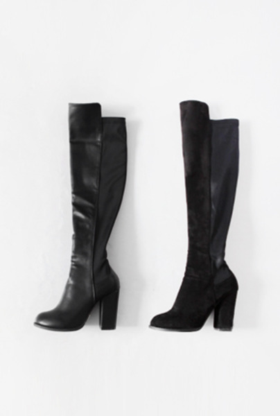 피팅슈즈 SALE thigh high-boots