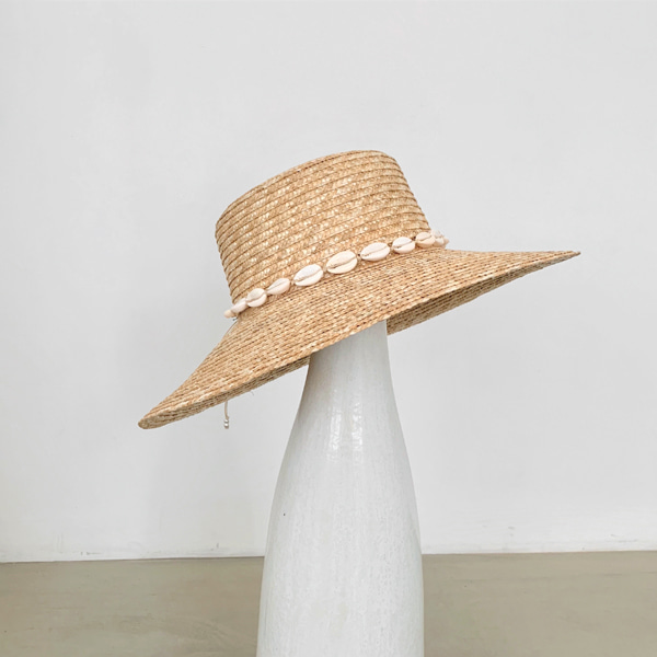 shell band-hat