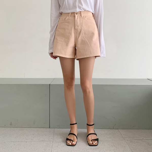 peachpink-shorts