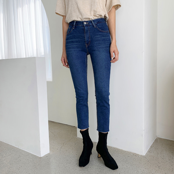 slim denim-pants