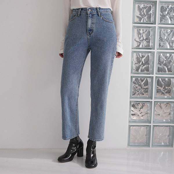 neo denim-pants